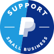 Support small business with PayPal
