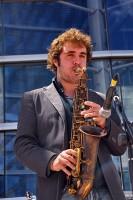 George Cook Alto Sax Lessons