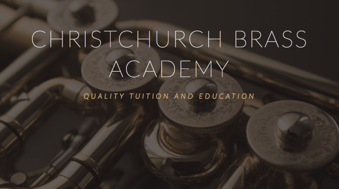 The Christchurch Brass Academy