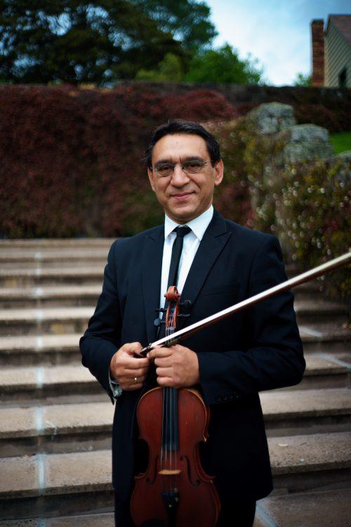 Tomislav Nikolic – Violin Teacher