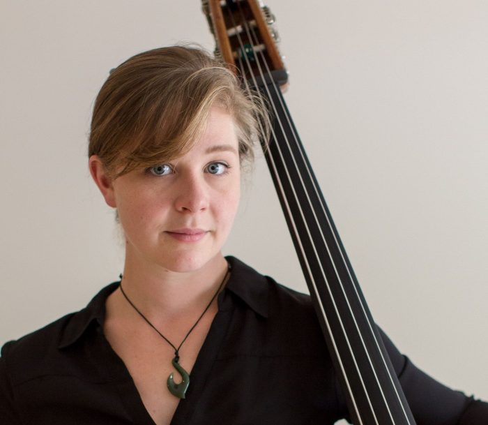 Alanna Jones, Double Bass
