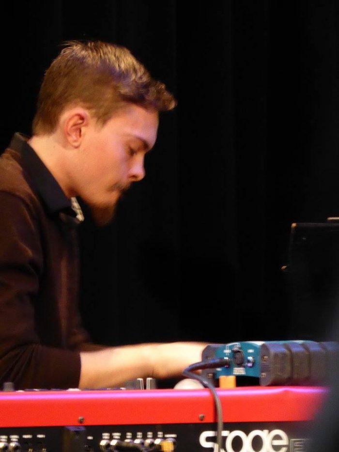 Caleb Brbich Piano Teacher