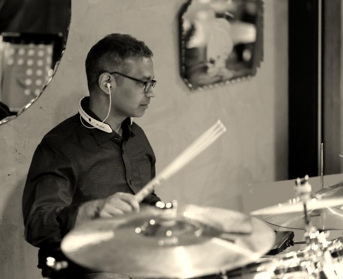 Ajit Rasiah – Flam Tap Drumming
