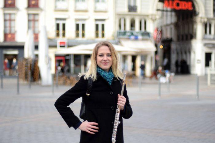 Lizzy Keller (Lieffort) – Flute Lessons