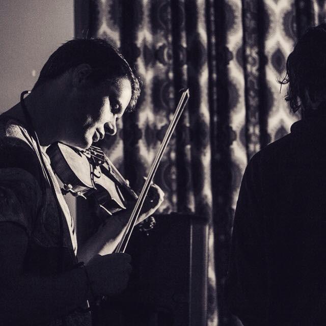 Alex Vaatstra Violin and Viola Teacher