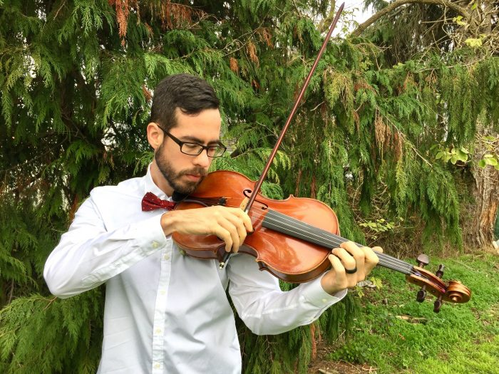 Jamie Oemcke, Violin, Viola and Piano lessons in Palmerston North