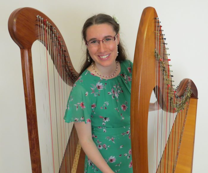 Harpeggio Studio – Tiffany Baker, Harp Teacher