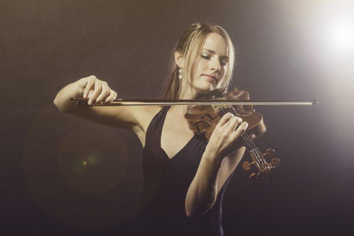Charmian Keay Violinist