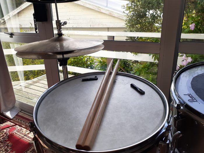 Jeremy Wilkinson Drum Tutoring – Kelburn, Wellington