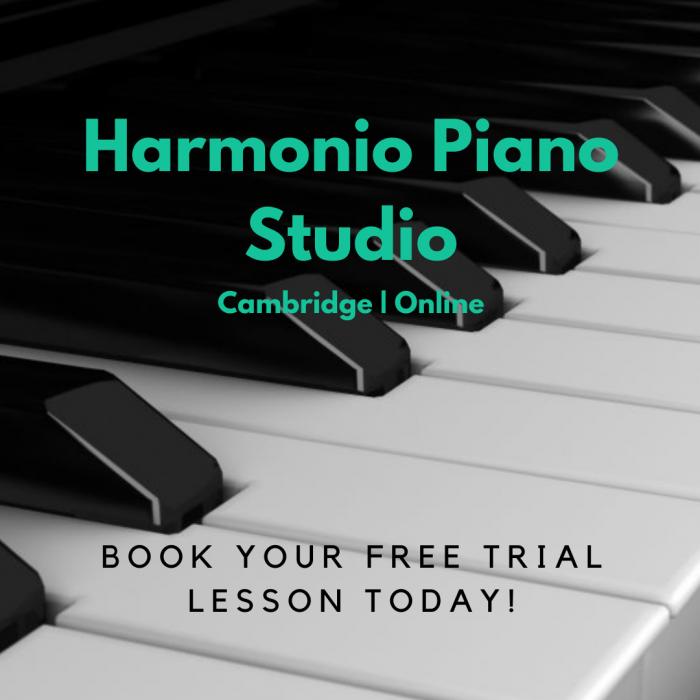 Harmonio Piano Studio