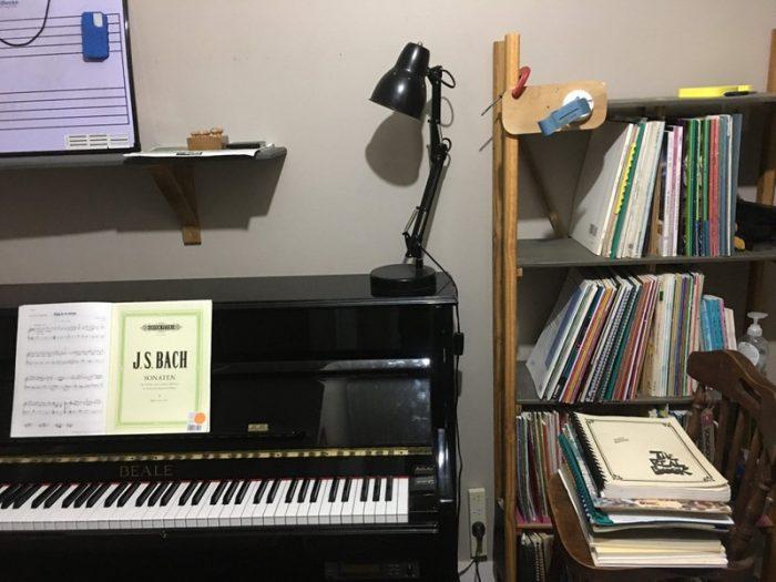 Ji Piano Studio
