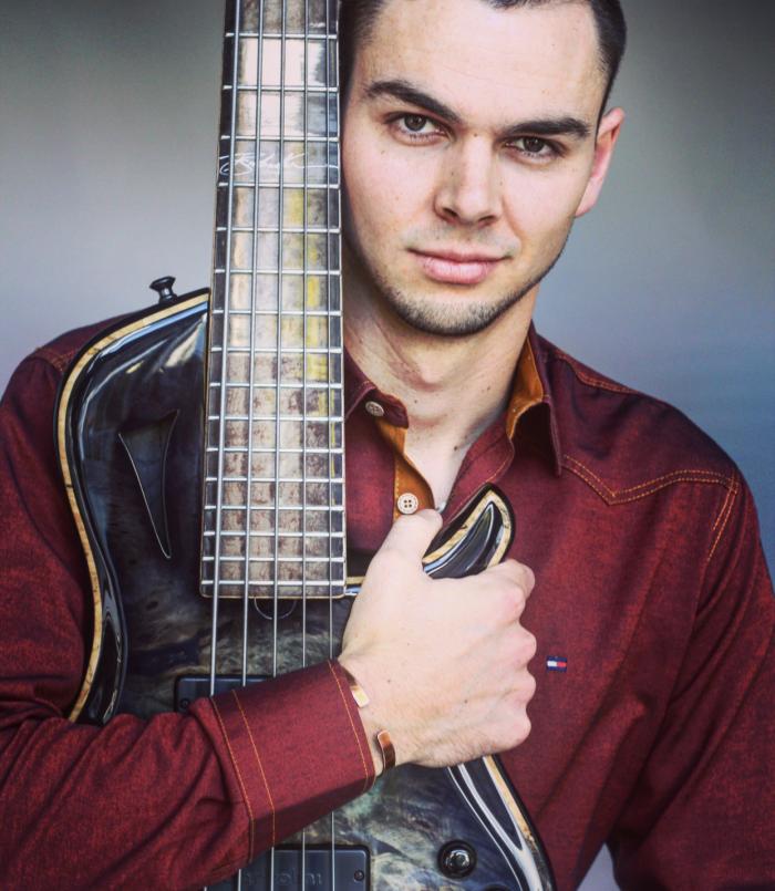 Nick Taylor Bass